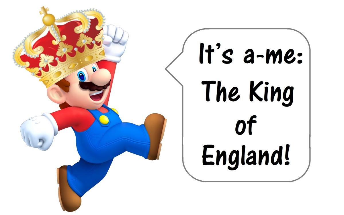 Mario and HenryVIII