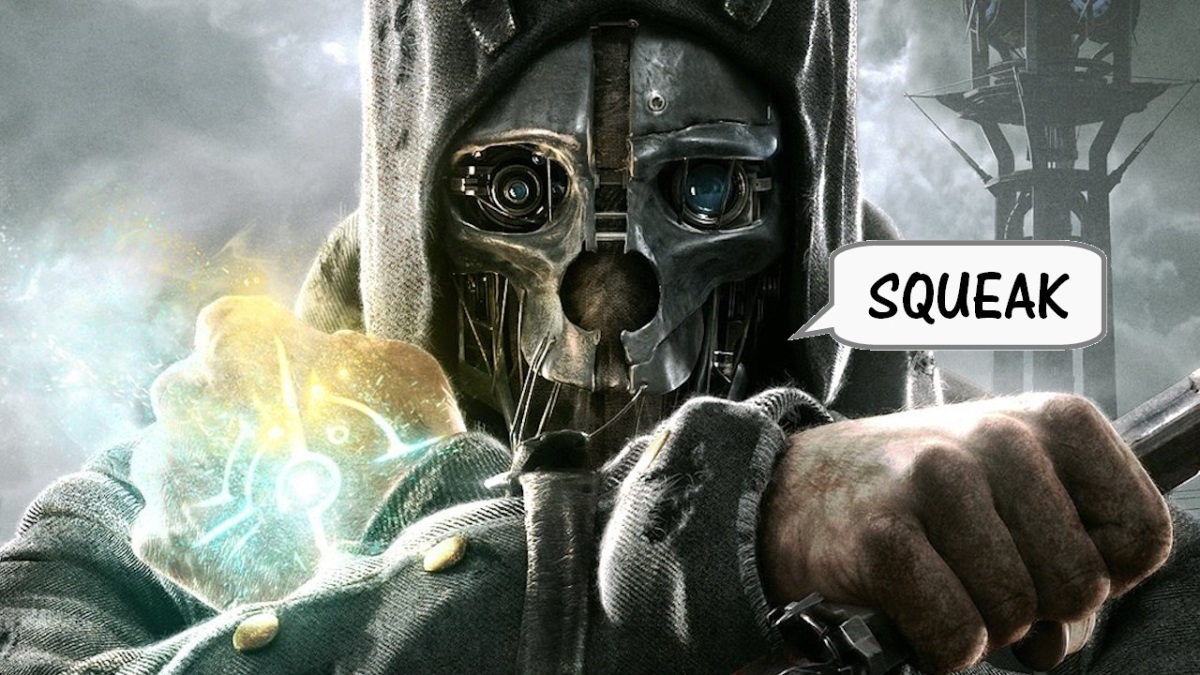 Gaming and Misbehaving:Dishonored