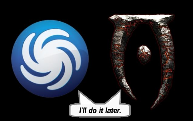 Gaming and Misbehaving: Spore and The Elder Scrolls IV:Oblivion
