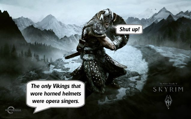 How Historically Accurate isSkyrim?
