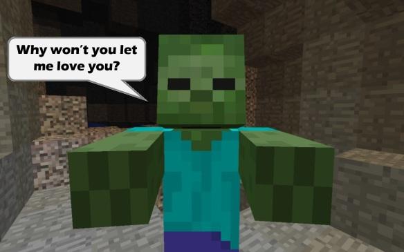 minecraft zom