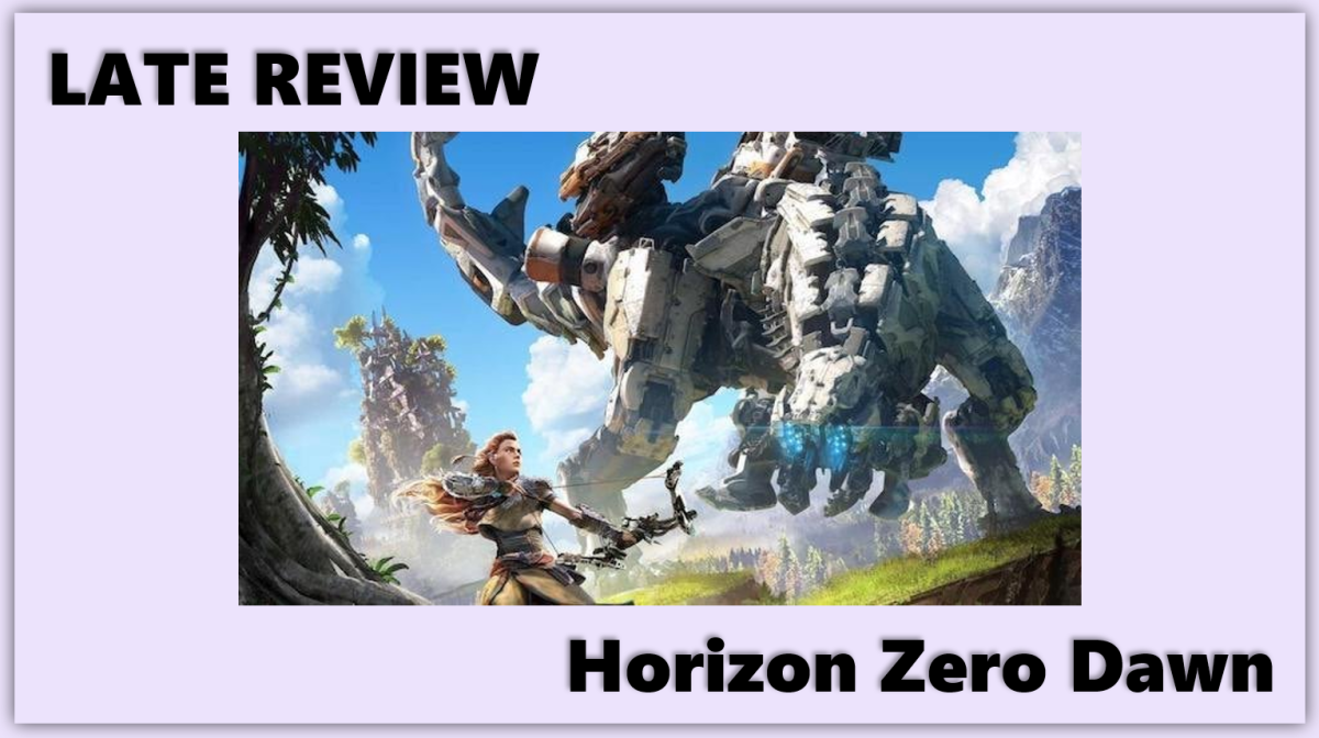 Late Review: Horizon Zero Dawn