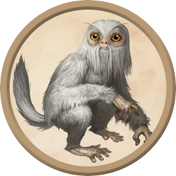 Fantastic Beasts and How to Slay Them:Demiguise