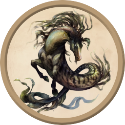Fantastic Beasts and How to Slay Them:Kelpie